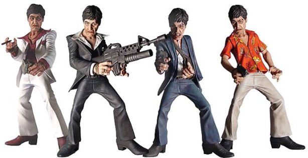 action figs