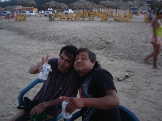 Tello y Armando